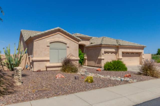 21132 N 106th Drive, Peoria, AZ 85382 (MLS #6086608) :: Lux Home Group at  Keller Williams Realty Phoenix
