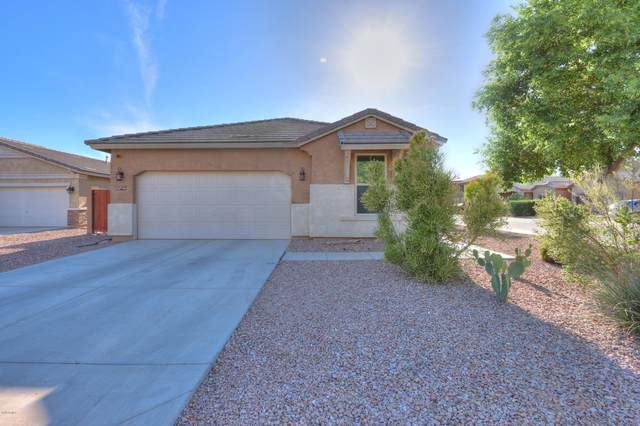 21368 N Cecil Court, Maricopa, AZ 85138 (MLS #6086617) :: The Results Group