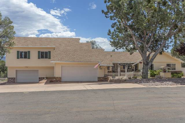 1307 N Sunshine Lane, Payson, AZ 85541 (MLS #6086629) :: Conway Real Estate