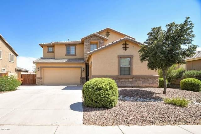 1651 E Racine Place, Casa Grande, AZ 85122 (MLS #6086641) :: Lux Home Group at  Keller Williams Realty Phoenix