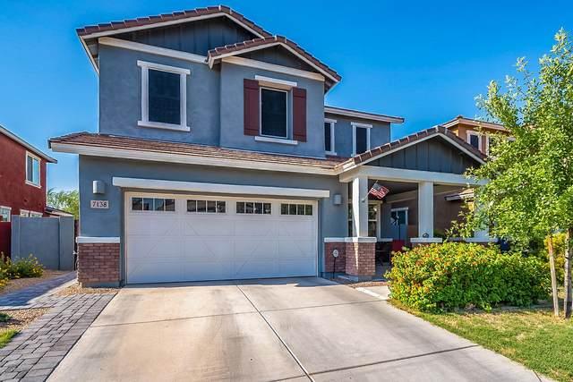 7138 E Olla Avenue, Mesa, AZ 85212 (MLS #6086652) :: Service First Realty