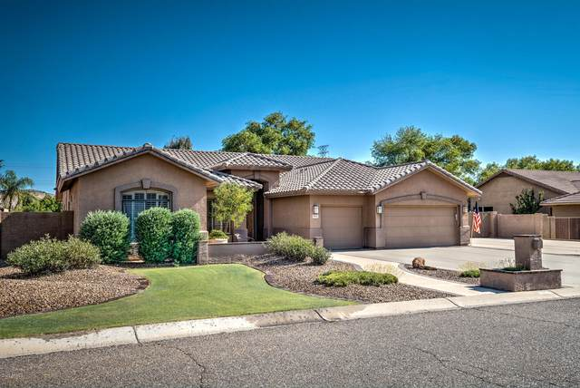 5543 W West Wind Drive, Glendale, AZ 85310 (MLS #6086664) :: The W Group