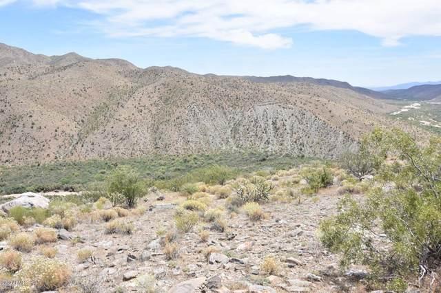 61 Acres S Hawk Circle, Kingman, AZ 86401 (MLS #6086678) :: Klaus Team Real Estate Solutions