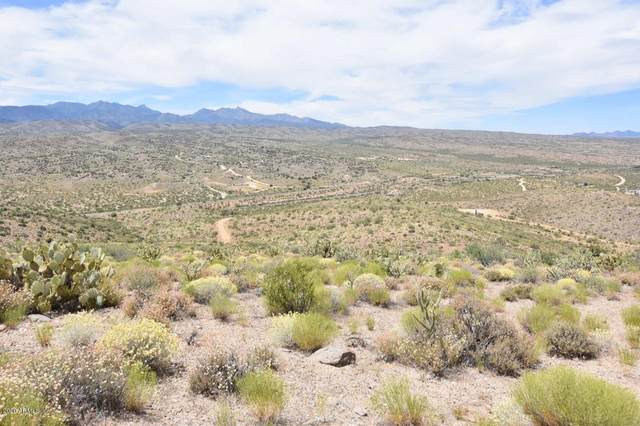 42 Acres S Hawk Road, Kingman, AZ 86401 (MLS #6086682) :: The Daniel Montez Real Estate Group