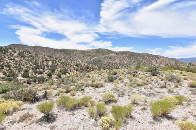 45 Acres Bull Spring Drive, Kingman, AZ 86401 (MLS #6086691) :: The W Group