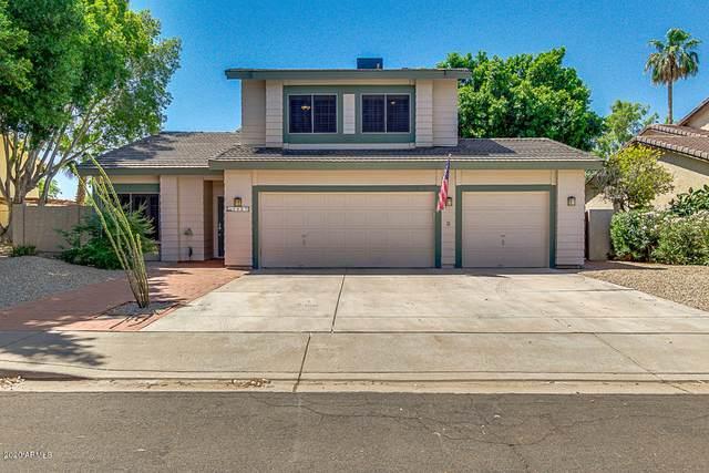 5407 E Fountain Circle, Mesa, AZ 85205 (MLS #6086713) :: The Laughton Team