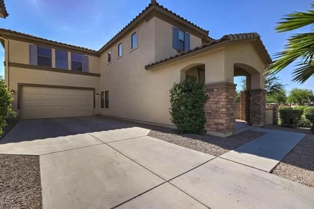 22206 S 211TH Way, Queen Creek, AZ 85142 (MLS #6086748) :: My Home Group