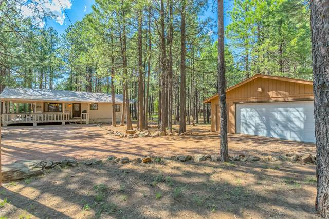 2247 Old Rim Road, Forest Lakes, AZ 85931 (MLS #6086758) :: Conway Real Estate