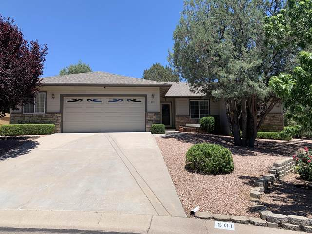 601 N Oak Ridge Road, Payson, AZ 85541 (MLS #6086771) :: My Home Group