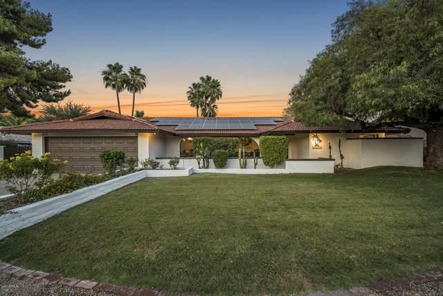 15801 N Moon Valley Drive, Phoenix, AZ 85022 (MLS #6086795) :: The Luna Team