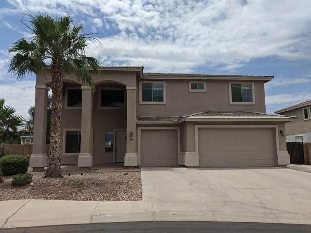 43199 W Caven Drive, Maricopa, AZ 85138 (MLS #6086803) :: ASAP Realty