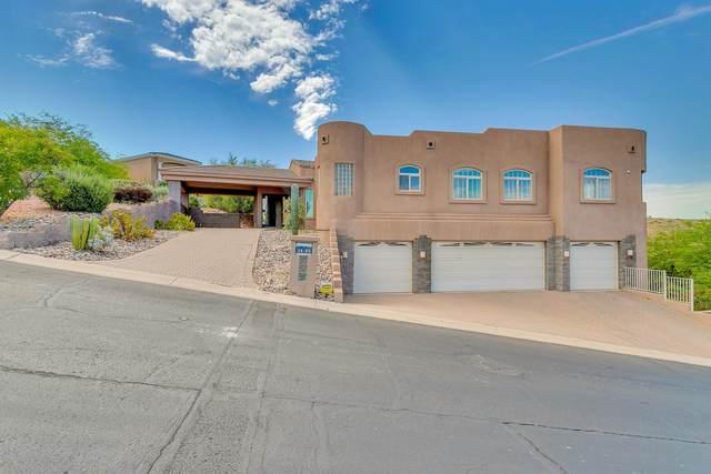 1445 E Victor Hugo Avenue, Phoenix, AZ 85022 (MLS #6086810) :: Nate Martinez Team