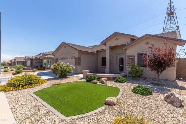 2934 S Lindenwood, Mesa, AZ 85212 (MLS #6086824) :: Riddle Realty Group - Keller Williams Arizona Realty