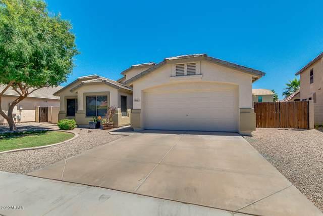16461 W Woodlands Avenue, Goodyear, AZ 85338 (MLS #6086841) :: Klaus Team Real Estate Solutions