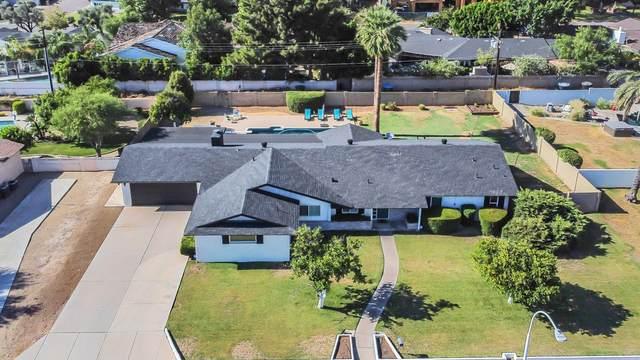 3444 E Camelback Road, Phoenix, AZ 85018 (MLS #6086855) :: The W Group