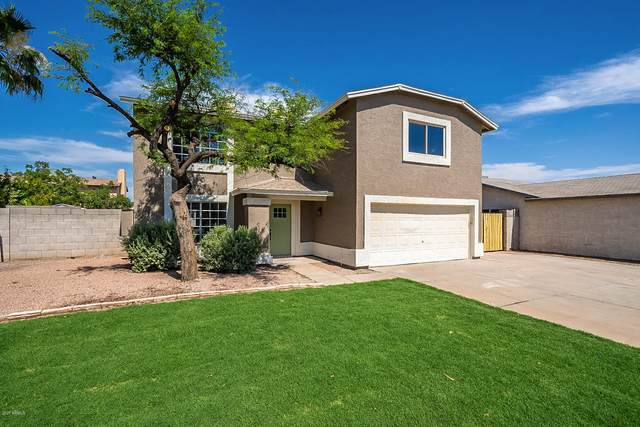 2505 N 87TH Drive, Phoenix, AZ 85037 (MLS #6086857) :: Revelation Real Estate