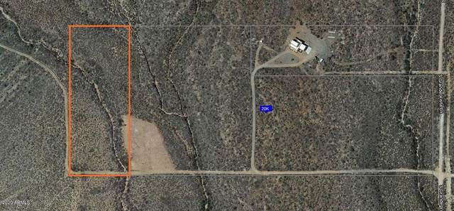10259004h W Luna Nueva, Bisbee, AZ 85603 (MLS #6086886) :: Arizona 1 Real Estate Team