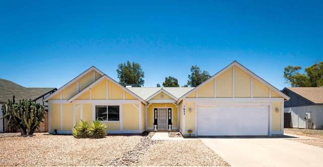 655 E Manor Drive, Chandler, AZ 85225 (MLS #6086891) :: Lux Home Group at  Keller Williams Realty Phoenix