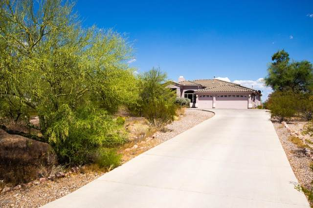 5802 N Killdeer Drive, Tucson, AZ 85743 (MLS #6086911) :: Lucido Agency