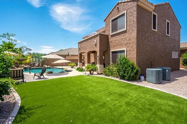 4889 E Gleneagle Drive, Chandler, AZ 85249 (MLS #6086916) :: Lux Home Group at  Keller Williams Realty Phoenix