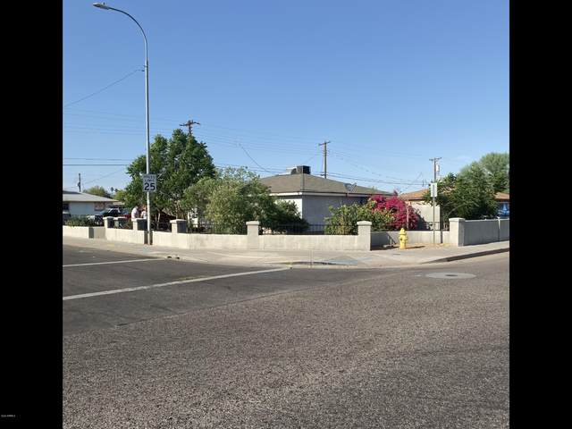 3401 N 64TH Drive, Phoenix, AZ 85033 (MLS #6086927) :: Conway Real Estate