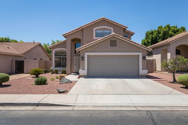 1875 W Raven Drive, Chandler, AZ 85286 (MLS #6086942) :: Lux Home Group at  Keller Williams Realty Phoenix