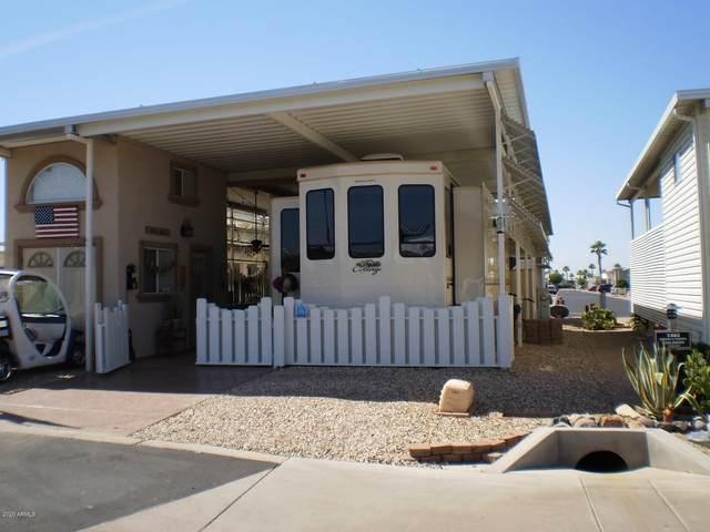 17200 W Bell Road #1362, Surprise, AZ 85374 (MLS #6086945) :: Brett Tanner Home Selling Team