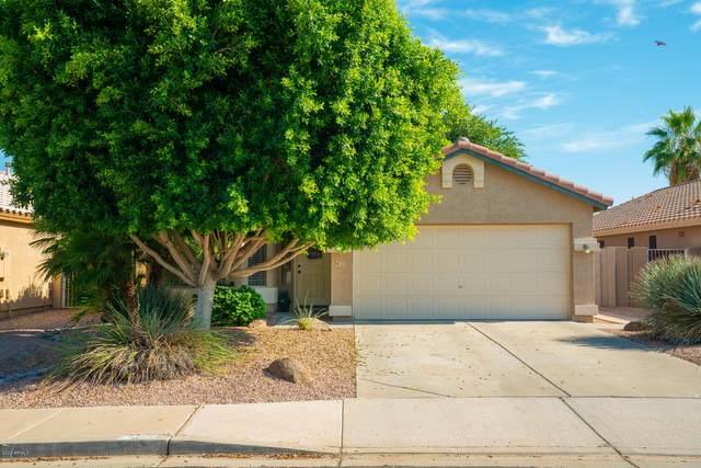432 E Cantebria Drive, Gilbert, AZ 85296 (MLS #6086947) :: Conway Real Estate
