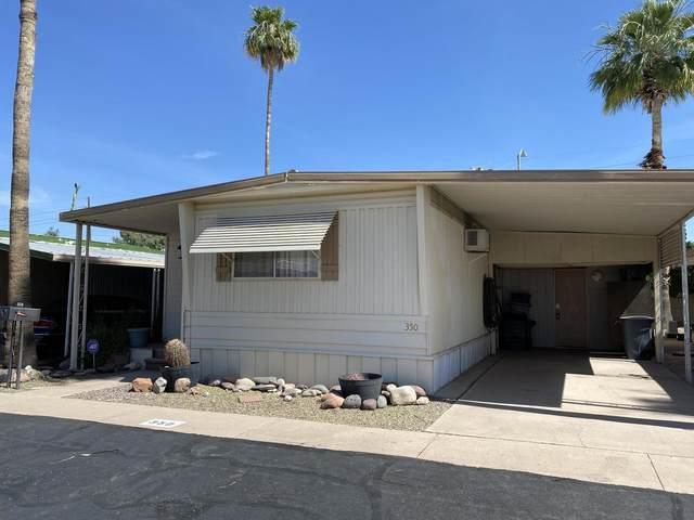 4065 E University Drive #350, Mesa, AZ 85205 (MLS #6086952) :: Brett Tanner Home Selling Team