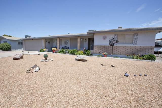 6432 E Des Moines Street, Mesa, AZ 85205 (MLS #6086960) :: The Laughton Team