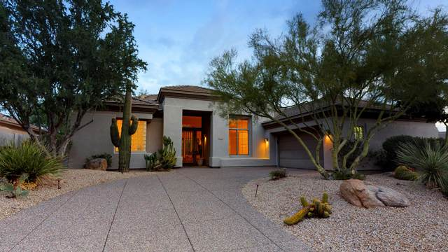 6388 E Marioca Circle, Scottsdale, AZ 85266 (MLS #6086966) :: The Laughton Team