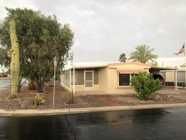 3617 N Iowa Avenue, Florence, AZ 85132 (MLS #6086967) :: Conway Real Estate