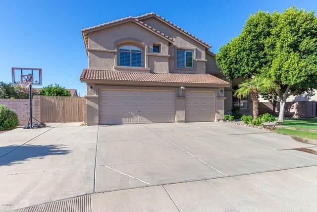 3327 E Jerome Avenue, Mesa, AZ 85204 (MLS #6086982) :: Brett Tanner Home Selling Team