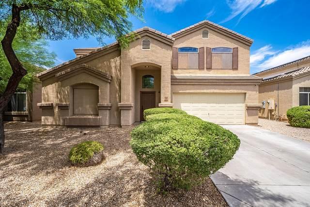 316 N 23RD Street, Coolidge, AZ 85128 (MLS #6086995) :: My Home Group