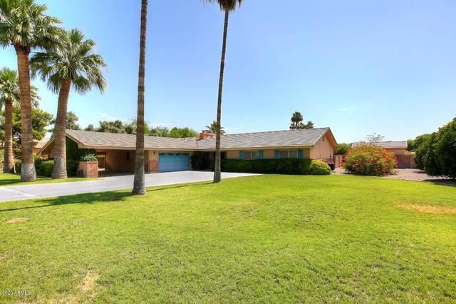 5545 N 69TH Place, Paradise Valley, AZ 85253 (MLS #6086998) :: Revelation Real Estate