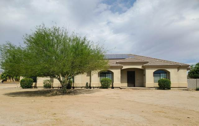 5342 N 196TH Avenue, Litchfield Park, AZ 85340 (MLS #6087004) :: The Garcia Group