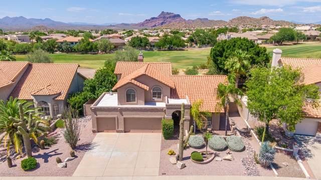 6252 E Saddleback Street, Mesa, AZ 85215 (MLS #6087010) :: The Laughton Team