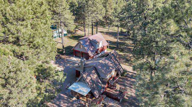 2402 Old Rim Road, Forest Lakes, AZ 85931 (MLS #6087016) :: Conway Real Estate