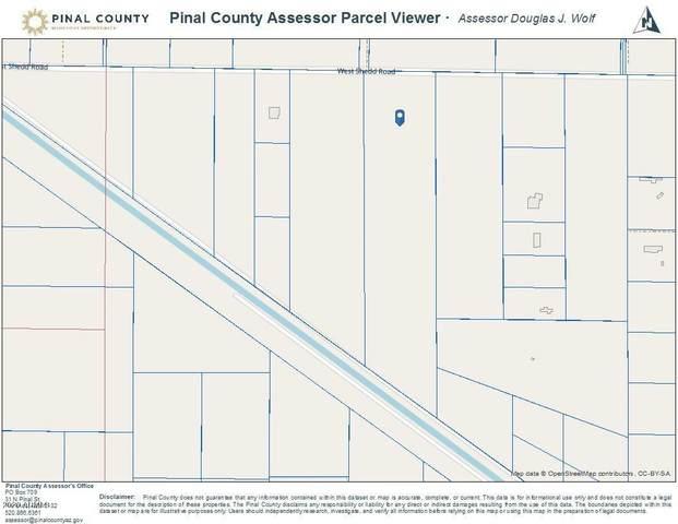 0 W Shedd, Casa Grande, AZ 85193 (MLS #6087022) :: Lux Home Group at  Keller Williams Realty Phoenix