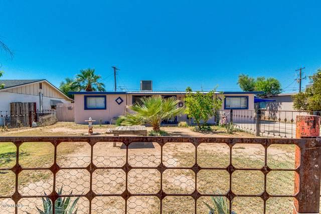 1263 W 6TH Drive, Mesa, AZ 85202 (MLS #6087026) :: Brett Tanner Home Selling Team