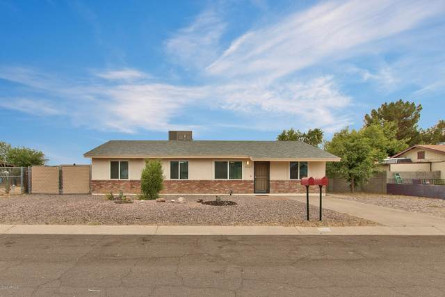 8037 E Irwin Avenue, Mesa, AZ 85209 (MLS #6087060) :: Revelation Real Estate