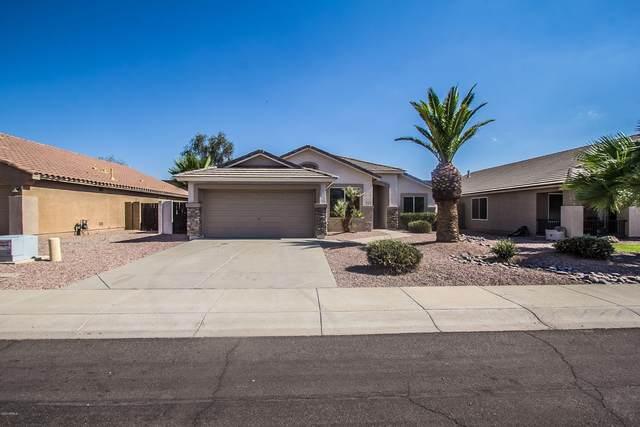 1311 W Flintlock Way, Chandler, AZ 85286 (MLS #6087062) :: Lucido Agency