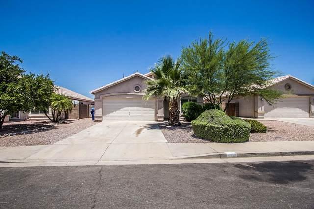 5008 E Casper Street, Mesa, AZ 85205 (MLS #6087071) :: The Laughton Team