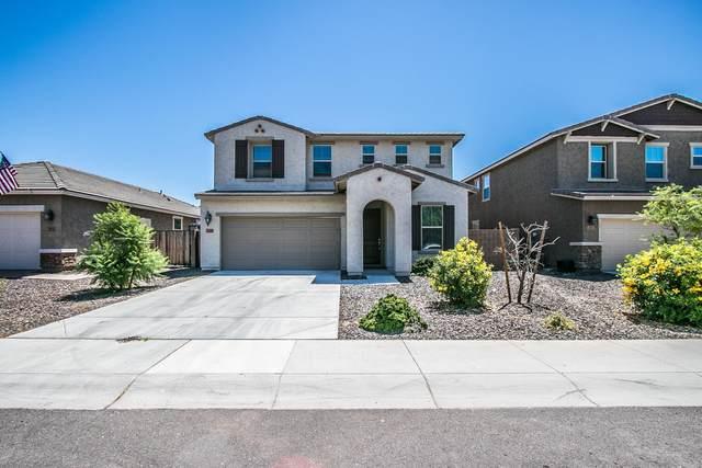 263 N Crosscreek Drive, Chandler, AZ 85225 (MLS #6087078) :: Lucido Agency