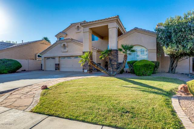 5622 W Gary Drive, Chandler, AZ 85226 (MLS #6087089) :: Lucido Agency
