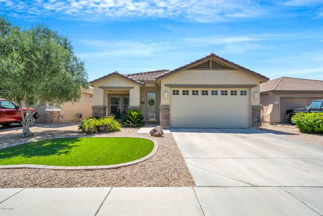 22065 E Via Del Palo Street, Queen Creek, AZ 85142 (MLS #6087090) :: Arizona 1 Real Estate Team