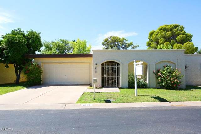 6143 E Harvard Street, Scottsdale, AZ 85257 (MLS #6087104) :: The W Group