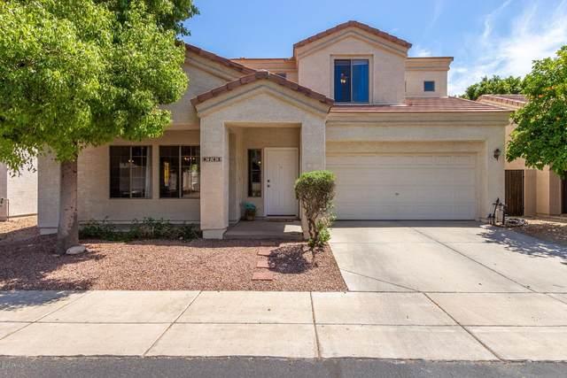 8743 E Fountain Street, Mesa, AZ 85207 (MLS #6087105) :: The Property Partners at eXp Realty