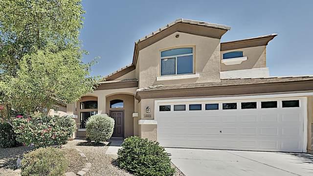 25012 W Vista Norte Street, Buckeye, AZ 85326 (MLS #6087107) :: Conway Real Estate
