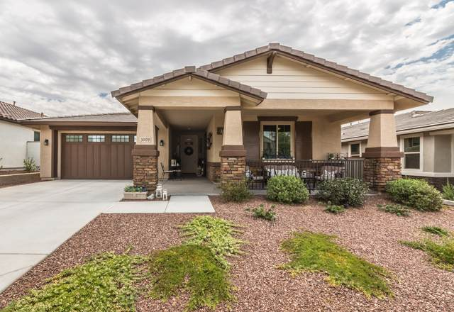 3009 N Acacia Way, Buckeye, AZ 85396 (MLS #6087110) :: ASAP Realty